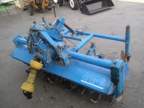 Rotavators for tractors